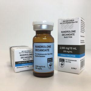 NANDROLONE DECANOATE - Hilma Biocare