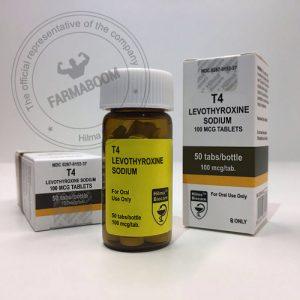 T4 (Levothyroxine SODIUM) - HILMA BIOCARE